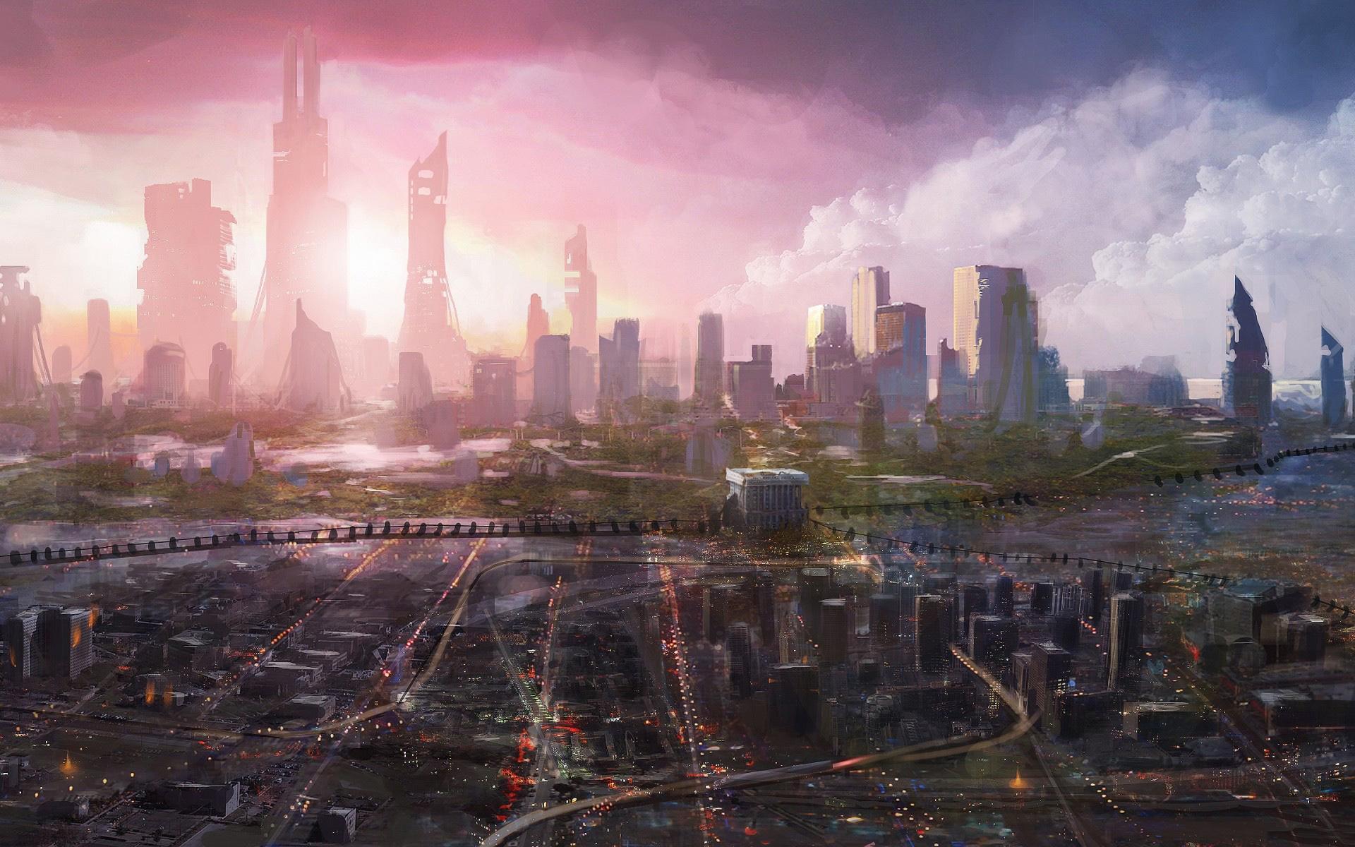 Какой будет Земля в 2050 году? 13 пугающих прогнозов о будущем мира